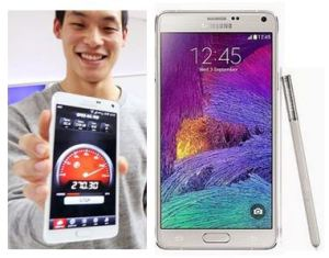 Fig 50 Galaxy Note 4 S-LTE