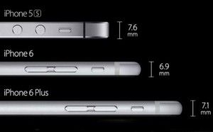 Apple thinness
