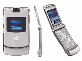 Fig 33 Motorola Razr V3