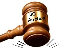 3G Auction hammer