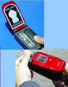 5c pepper spray mobile