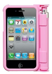 5d pepper spray mobile add on