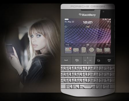 blackberry porsche design 4